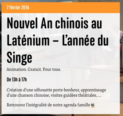 Nouvel An chinois Laténium
